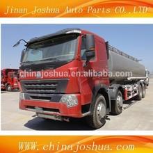sino truck howo A7 8x4 oil tanker/oil chemical tanker/new oil tanker for sale