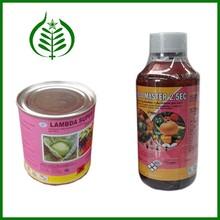 Good Price of Liquid State Pesticide Insecticide Lambda Cyhalothrin 5 EC, 2.5 EC, 1.5 EC in Insecticides (CAS 91465-08-6)