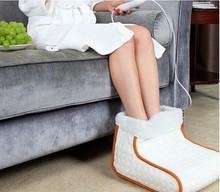 fornitore porcellana ingrosso elettrico di calore pantofola del piede