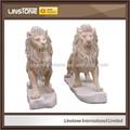 bronzo antico leone statue di marmo per la vendita