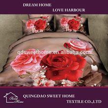 China 3d Printed Bedding Set Brand