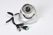 aluminium alloy housing CMOS waterproof IR security doom camera