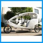 electric pedicab rickshaw for rental
