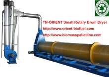 High Efficiency and Good Performance biomass dryer one passage drum
