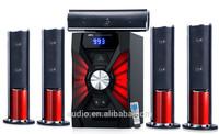Big sound 5.1 woofer mini speaker with DVD,CD input
