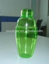 2014 newest smart protein shake bottles/ blender bottles/ lemon bottle bpa free YSD-C8005