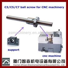 CNC machinery Rolled thread pitch 4 mm ball screw SFU1204