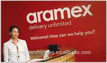 aramex to India
