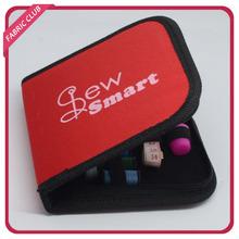 red sewing kit knitting needle box MFSK0017(2)