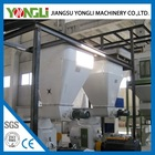 YONGLI Brand 1.5-2t/h wood pellet production line with CE for sale