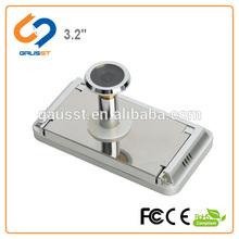 3.2'' digital door viewer, clear&big lcd screen, saving energy, manufacture