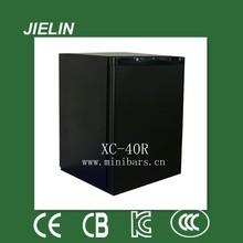 XC-40 hotel bedroom furniture silent running cool mini fridge
