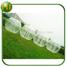 HI CE 2014 top sale hamster football ball, clear plastic ball pit balls,football shaped golf ball