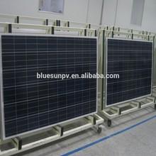 Bluesun cheap factory price A grade quality controll making solar panels