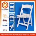 al aire libre muebles de playa el uso de resina de pp silla plegable