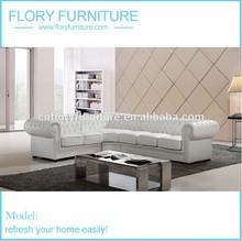 Fashionable customized corner sofa F851-1