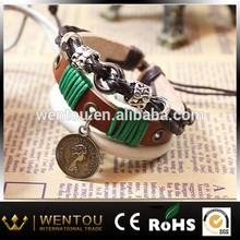 new listing handmade men's wood beads bangle bracelet