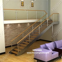 Housing good quality and elegant stairs indoor design for your house