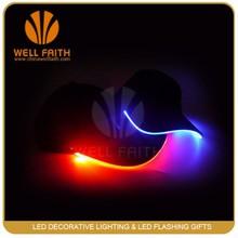 LED Lighted Flashing Cap/Hat