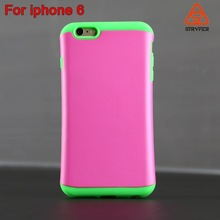 The USA New trendy style phone combo case for iphone 6 plus in stock