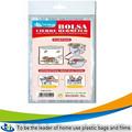 Alto quanlity barato de plástico con cierre zip / bolsas de plástico transparente bolsas de aseo / minerales bolsa zip lock