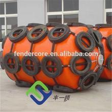 ISO17357 standard polyurethane foam filled fender