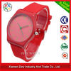 R0743 hot sale silicone alloy watch silicone all colors