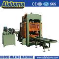 Almanca siemens dinamo düşük fiyat/maliyet otomatik hydraform blok makine