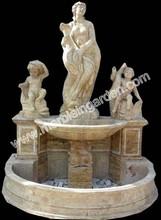 Antique Garden Wall Fountain-CHY-BF038