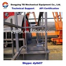 API SPEC 4F Drilling Rig TC Crown Block for oil petroleum equipment
