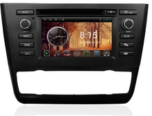 Hot selling Andriod Car DVD CAR GPS Car Navigation for BMW 1 series(E8X) 2004-2012