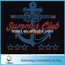 Summer Club Custom rhinestone design templates