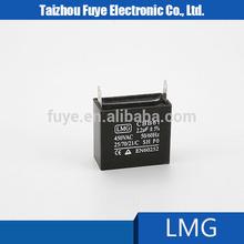 New design fashion low price cbb61 metallized polypropylene film capacitor