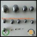 Hecho en china 6.35mm aisi1010 de carbono de acero del cojinete de bolas de acero de bicicletas bolas