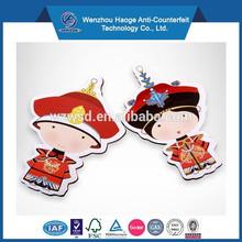 2014 hot design acrylic fridge magnet for promotion