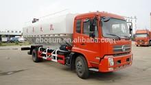 Good quality DFAC 20cbm bulk feed transport truck for sale