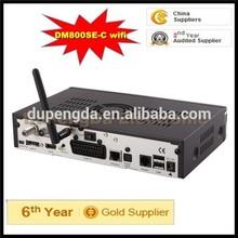 dm800 hd se sim 2.10 & a8p and wifi dvb-c receiver hd hot sale dm800se-c wifi