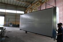 Nouveau design container bungalow fabrication