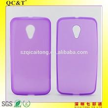 Mobile phone Inner scrub tpu case for MOTO G2/G+1/G(2014)/XT1068/XT1063