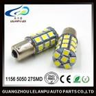 led lamp 12v led 5050 27smd 1157 car led brake light