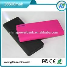 cute portable charger for iphone 4, 30000mAh/20800mAh power bank