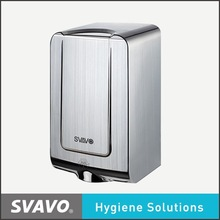 Restaurant Equipment Hotel Bathroom Amenities Automatic Hand Dryer