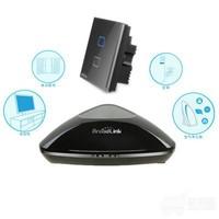 2014 Smart WiFi Broadlink Brand Universal Remote Control Switch (IR + 433 RF)