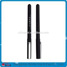 2015 new product black best cheap promotional gel pen
