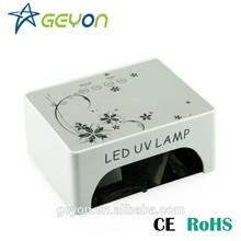Newest shenzhen brand GY 35w ccfl led lampada per ricostruzione unghie cure lunghe decorate bluesea polish opto-electronic tech