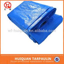 PE tarpaulin,tent material, waterproof outdoor plastic cover, blue poly tarp, hdpe fabric