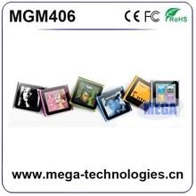 Shenzhen Modern design promotional digital mp4 player with FM function