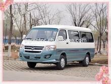 City logistics mini van