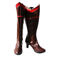 Cosplay Boots Inspired by Hetalia Axis Powers Female Ver. Denmark
