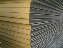 wall /roofing steel color 50mm PU sandwich Panel
